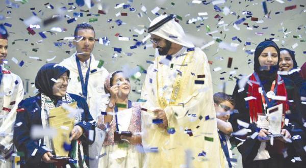 Seven-Year-Old Algerian Boy Wins Arab Reading Challenge