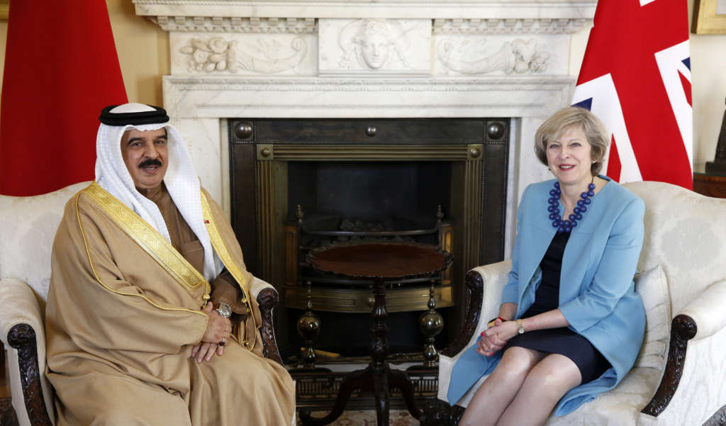 Bahraini-British Talks in London to Consolidate Historic Relations