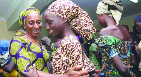Chibok School Girls Are Released by Boko Haram