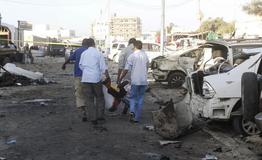 Clashes in Somalia Kill 7 Soldiers