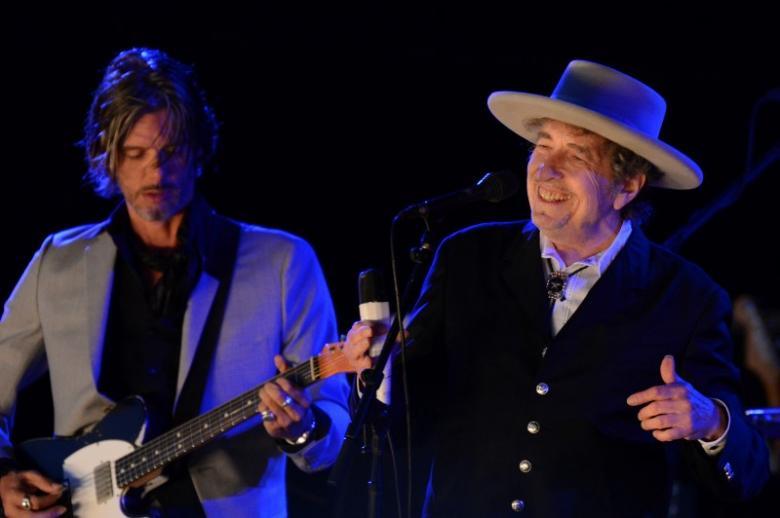 American Rock Sensation Bob Dylan Awarded Nobel Prize in Literature