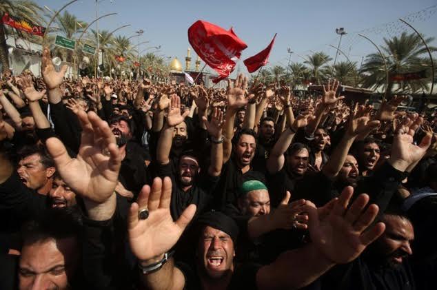 Britain Investigates Hoisting of Hezbollah Flag in Ashura Procession