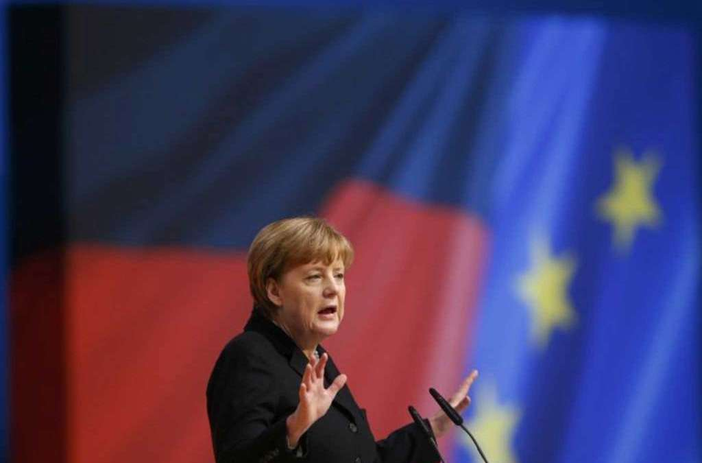 Migration Issues Dominate Merkel's African Tour