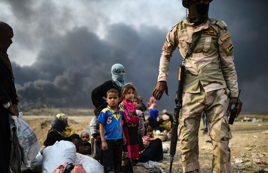 EU Authorities Brace for Wave of ISIS Militants after Mosul Assault