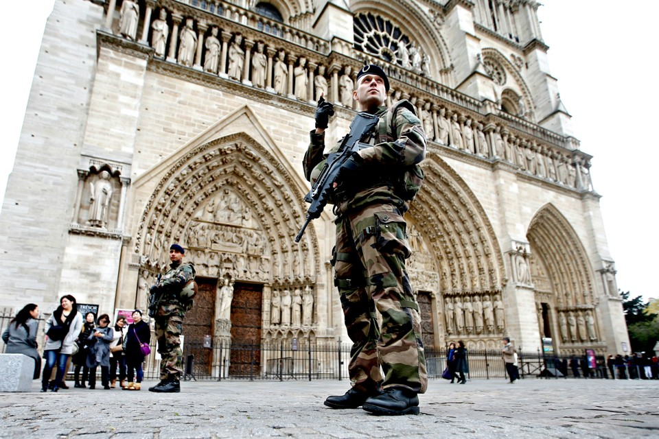 Women's Emergence as Terrorists in France Points to Shift in ISIS Gender Roles
