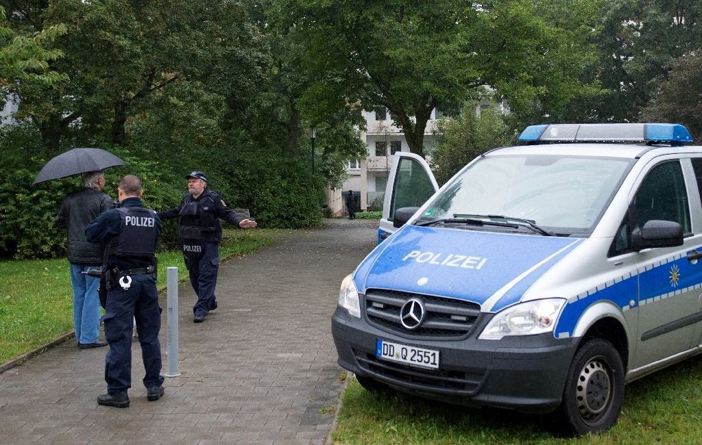 German Authorities Probing if Syrian Bomb Suspect had Accomplices