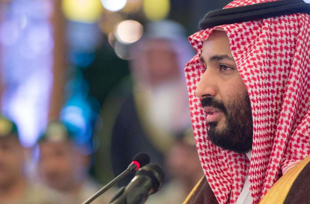 Deputy Crown Prince: In Light of Regional Challenges, 'Military' is a Corner Stone for Stability