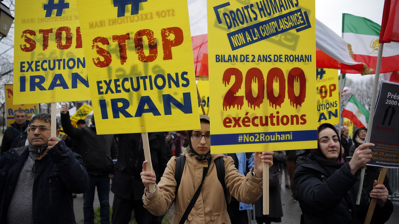 U.N. Committee Flags Iran over Human Rights