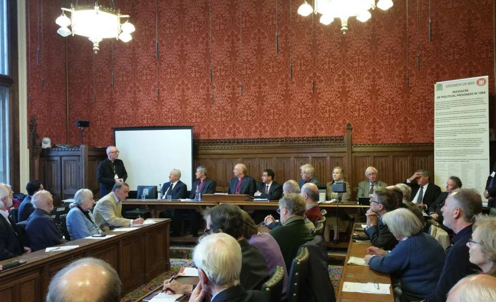 MEK, UK House of Commons Discuss Tehran Regime Violations