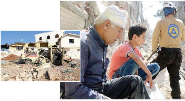 Syrian Regime Resumes Bombardment of Aleppo