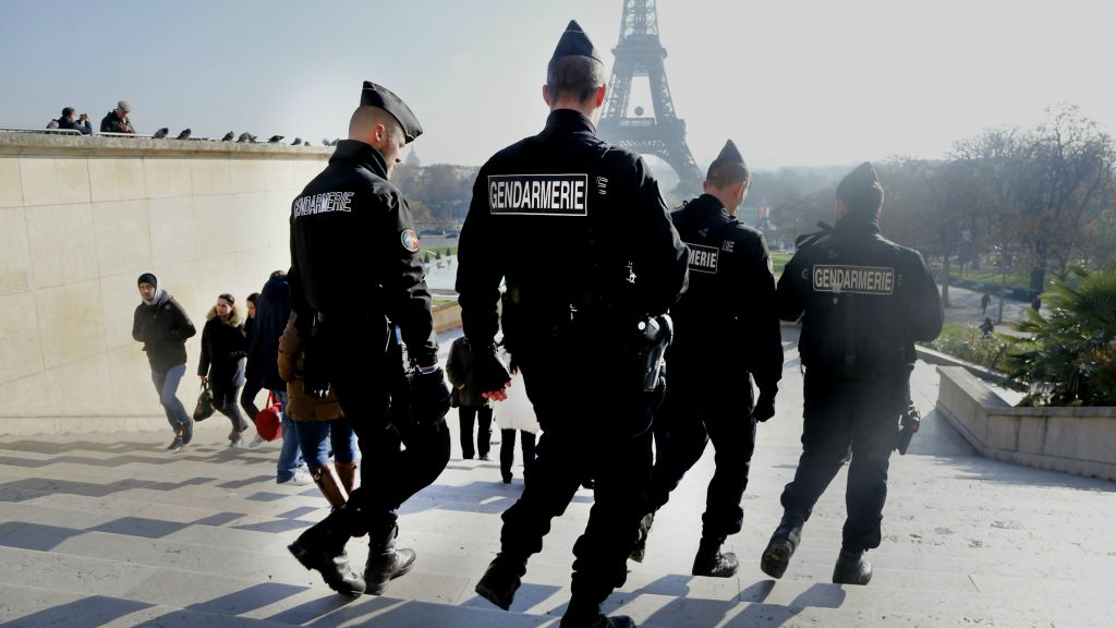 Prosecutor: France Foiled ISIS Plot Directed from Iraq-Syria