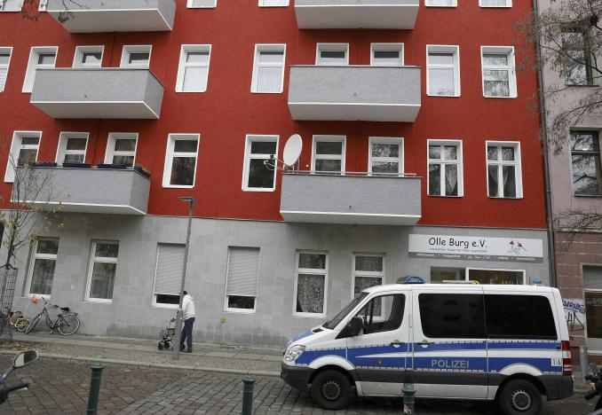Man Detained for Financing Terror in Germany