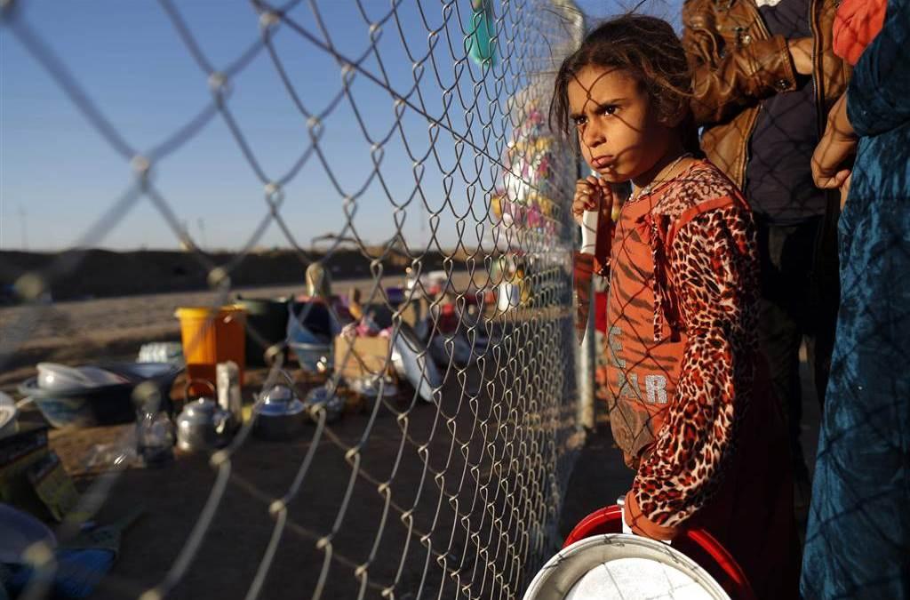 U.N. : 68,000 Iraqis displaced from Mosul