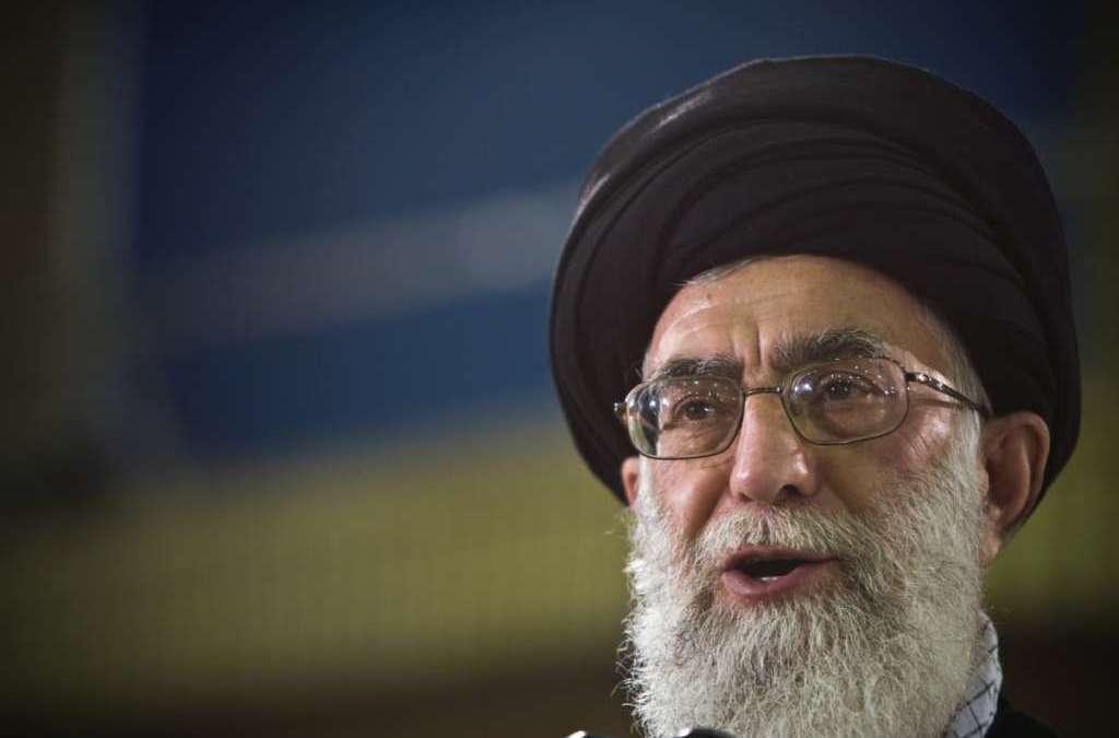 Khamenei Promises Retaliation if U.S. Renews Sanctions