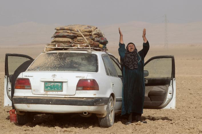 Iraqi Troops Advance in Mosul, IDC Struggling