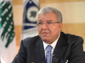 Interior Minister Nohad Mashnouq