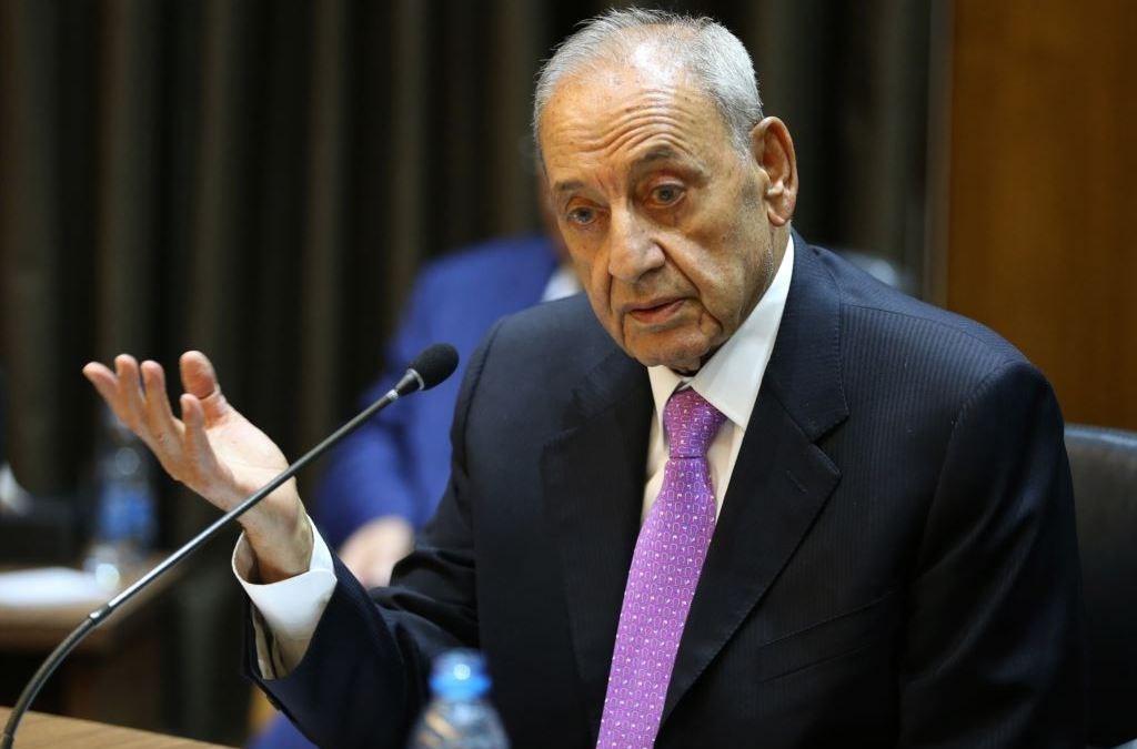 Berri Stresses 'Absolutely Positive' Relations with Aoun