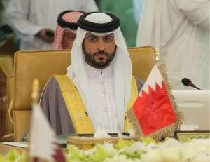 Sheikh Nasser bin Hamad Al Khalifa (SPA)