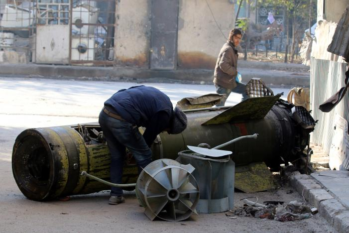 Regime Advances in Aleppo, Kurds Expand at Opposition's Expense