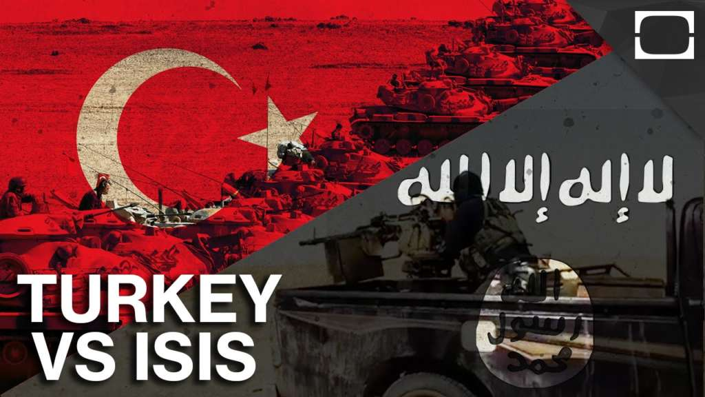 Scores of ISIS Affiliates Arrested during Security Campaigns in Turkey