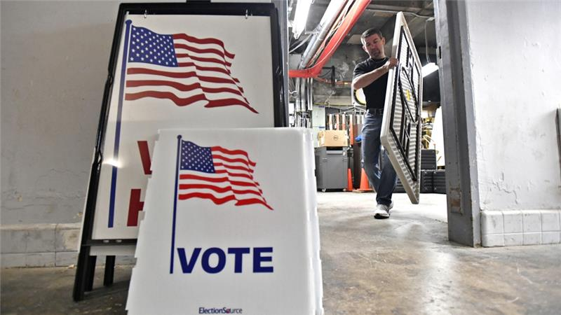 U.S. Elections in 10-Points Guide