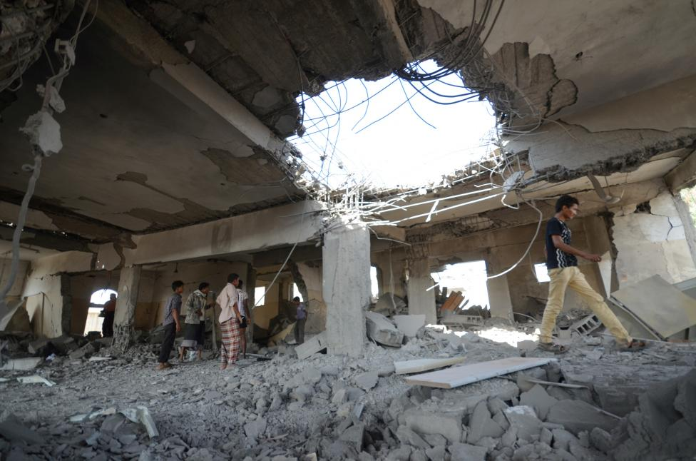 Yemen: 500 Insurgency Detention Centers