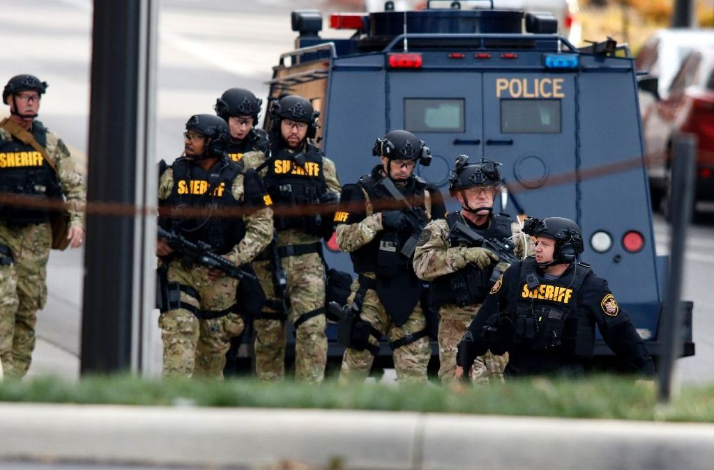 Eight Injured in Ohio State University Campus Shooting