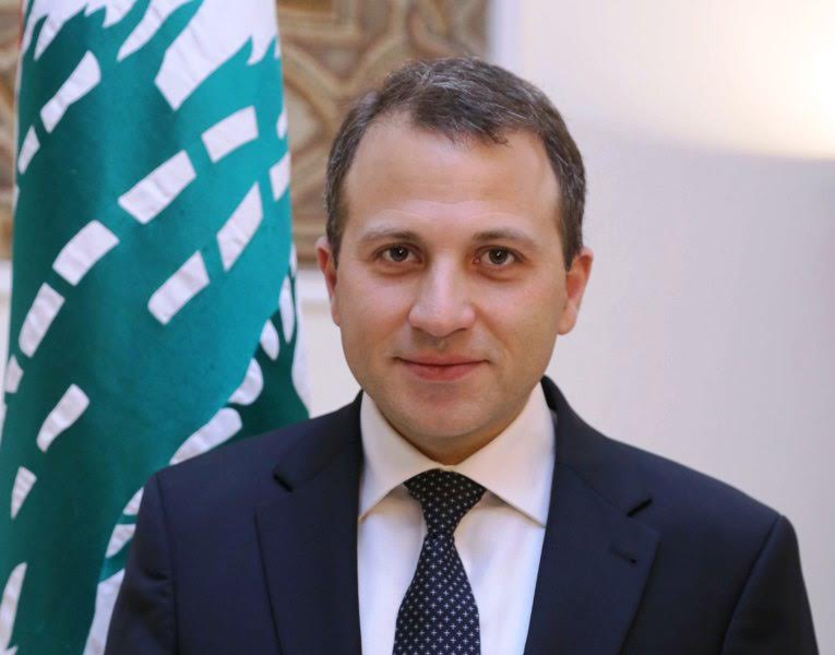 Bassil: Aoun was Hezbollah's Ally… Now he is Ally of All Lebanese