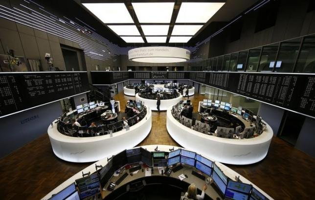 European Shares Rise ahead of U.S. Election
