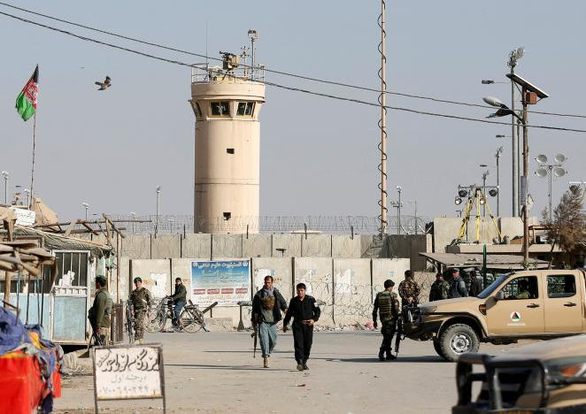 Explosion Rocks NATO Air Base in Afghanistan, Taliban Claims Responsibility
