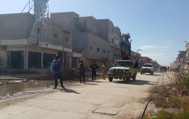 East Libyan Army Claims Control of Benghazi