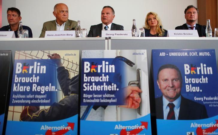 Germany's Social Democrats Press for New Points-Based Immigration Rules