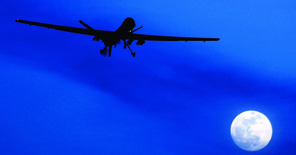 Tunisian President Confirms Approval of U.S. Drones Over Libyan Borders