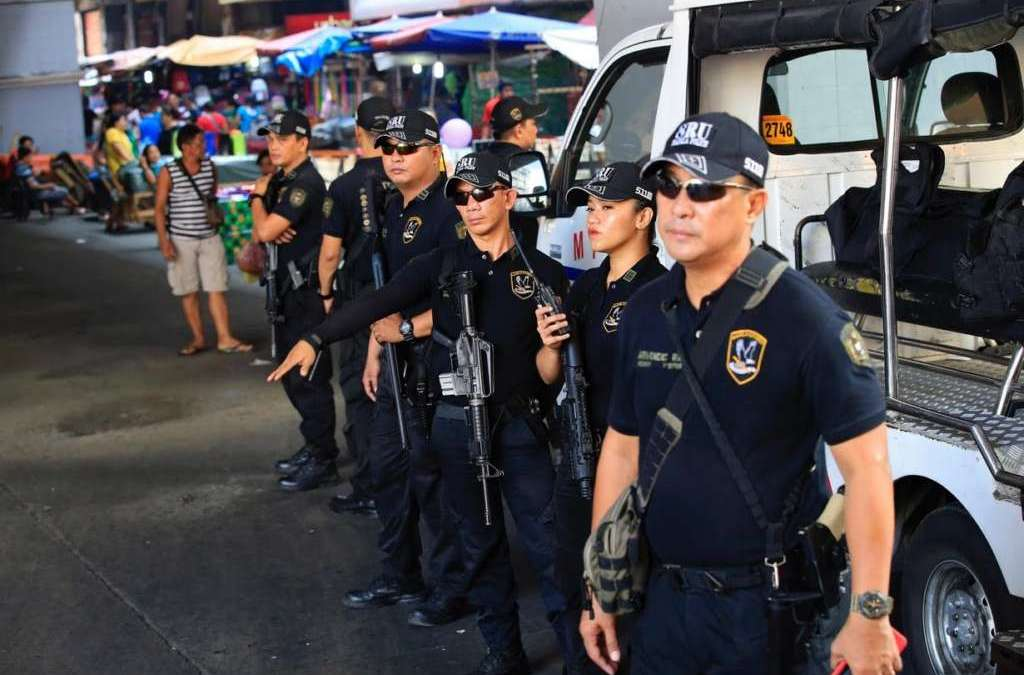 Manila Police Defuse Bomb near U.S. Embassy