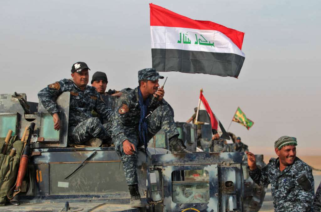 Elite Iraqi Troops Push into Mosul's East as ISIS Executes Scores