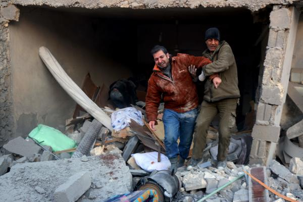 Opinion: Aleppo – the Aim is to Displace 250,000 People
