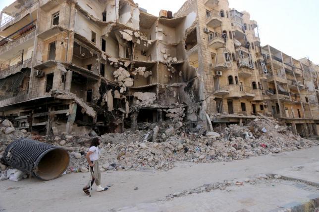 Syrian Opposition Vows 'No Surrender' in Aleppo