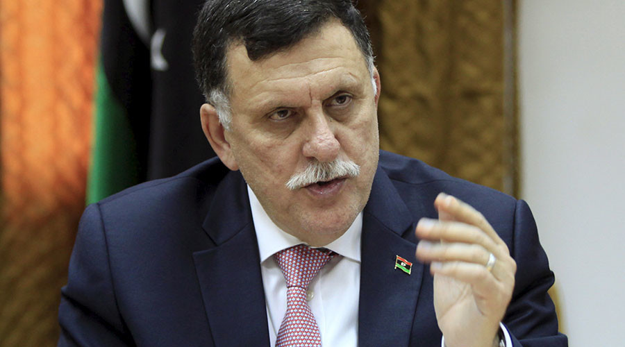 Libya's Sarraj: We Welcome Dialogue with Military Institutions to Overcome Current Crisis