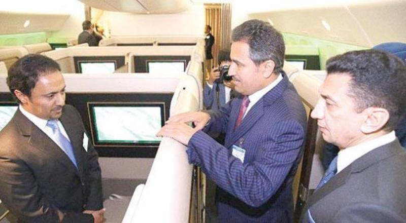 Saudia Airlines Director General: 2,000 Pilots Fly the Company's Fleet