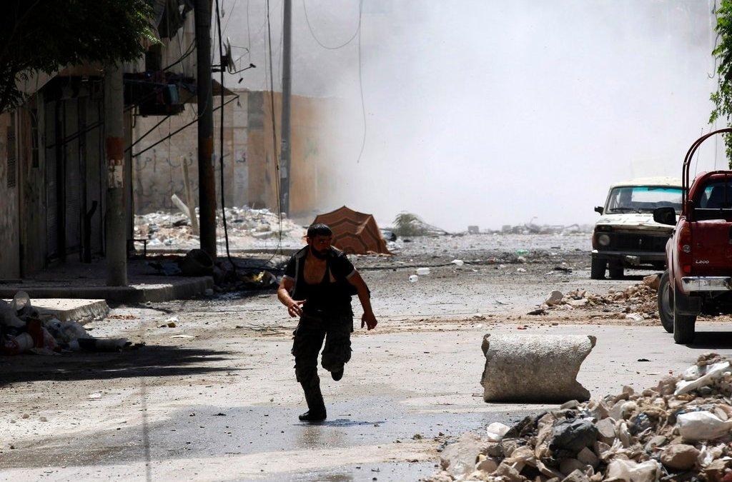 South Syria…Calm Imposed by International Balances