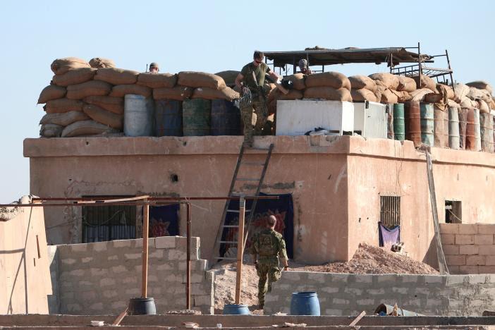 'Syrian Democratic Forces' Receive Modern U.S.-Arms Ahead of Raqqa Battle