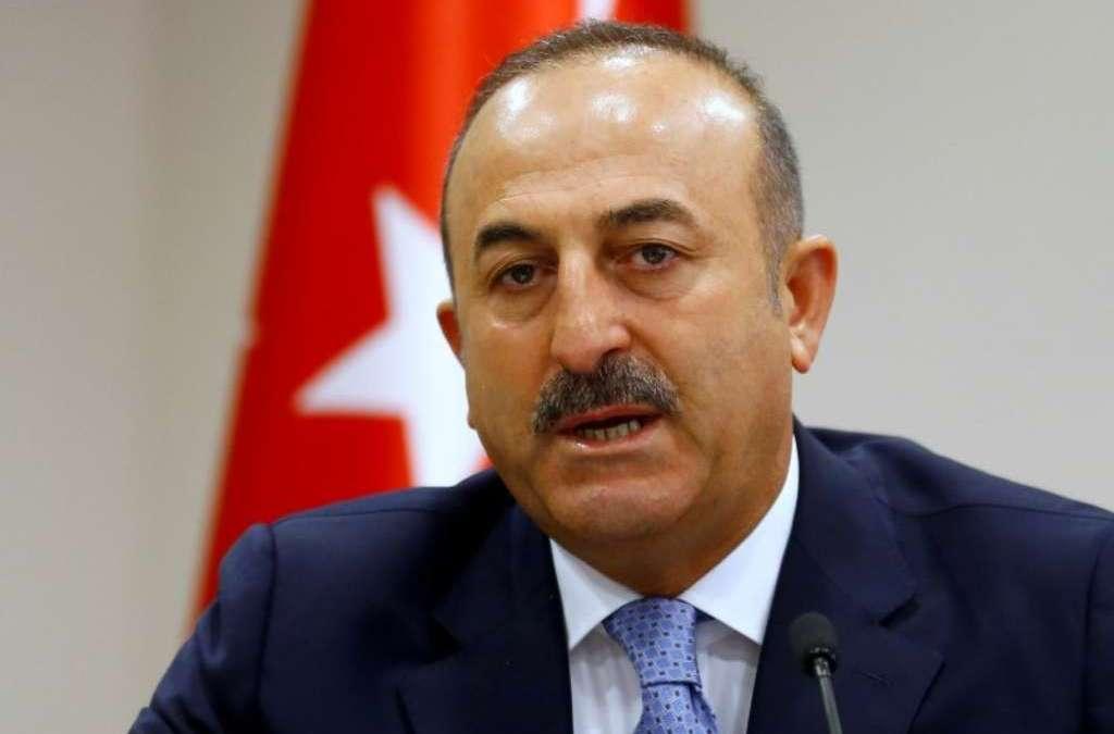 Cavusoglu Says Manbij Strategically Important for Turkey