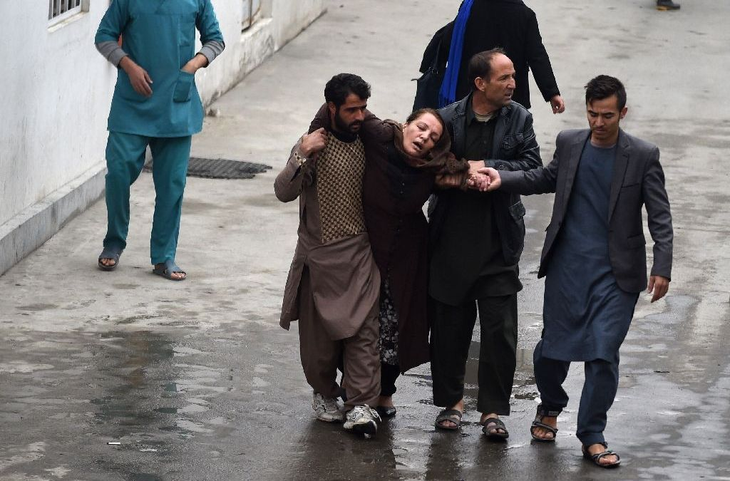 Kabul Mosque Bombing Death Toll Rises to 27