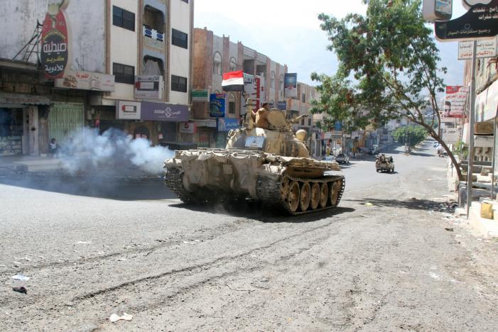 Kerry Announces 'Deal' with Yemen Rebels, Al-Mekhlafi Calls it Propaganda Initiative