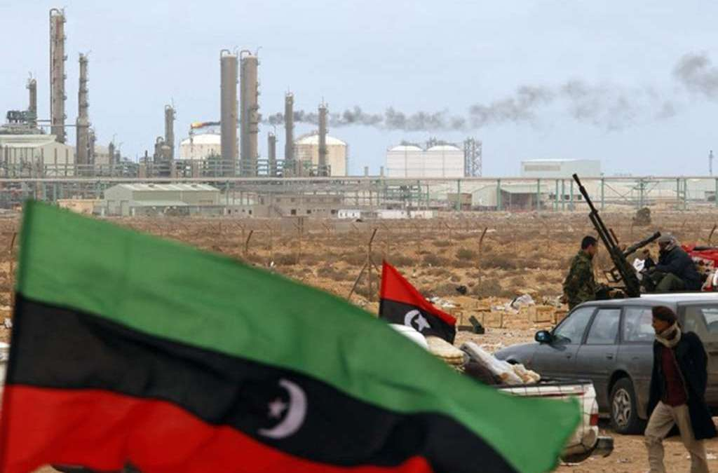 Haftar's Libyan Forces Stage Air Strike against Rivals in Central Desert