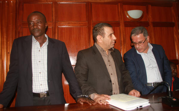 Kenyan Court Deports Two Iranians Facing Terrorism Charges
