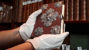 Rare edition of JK Rowling's 'The Tales of Beedle the Bard'