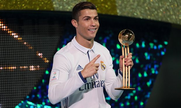 Cristiano Ronaldo, Leo Messi, Fresh Air, a Vacuum, Elevator Music, then the Rest
