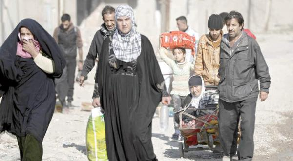 Half a Million Iraqis in Mosul Live in Difficult Conditions