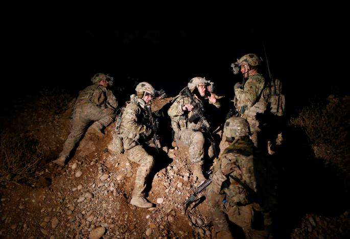 U.S. Army to Increase its Troops in Mosul Offensive